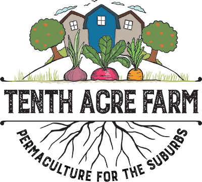 Tenth Acre Farm Logo