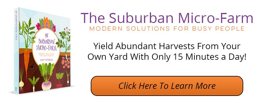 The Suburban Micro-Farm Book